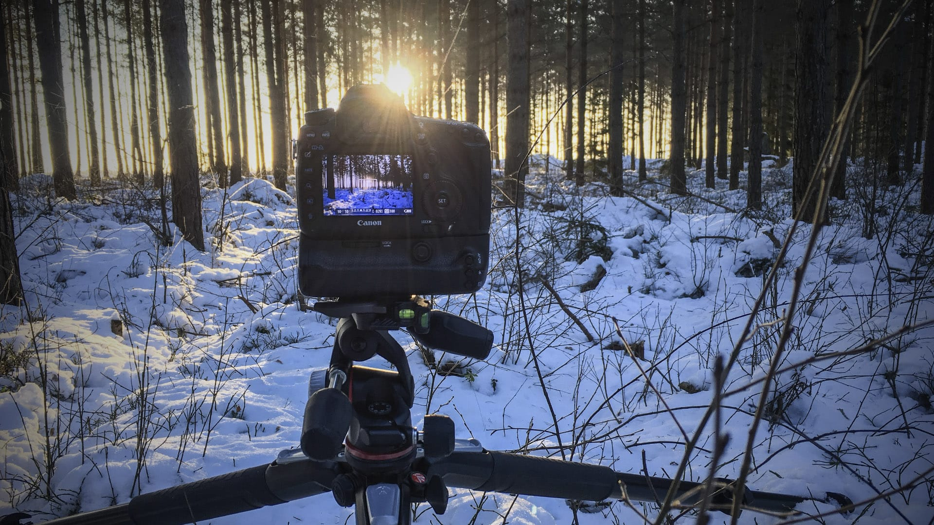 Fotograf Tobias Kramer, Fotoreise Südschweden