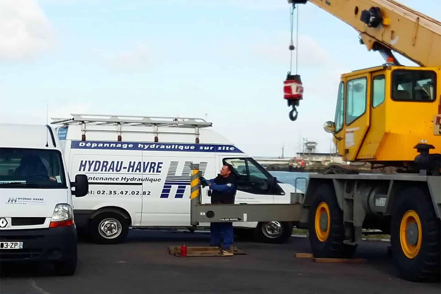 Maintenance mobile