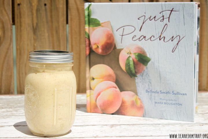 Easy Peach Mustard