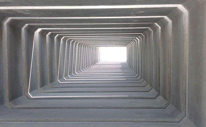 Preformati a sezione rettangolare scatolari ILCEV