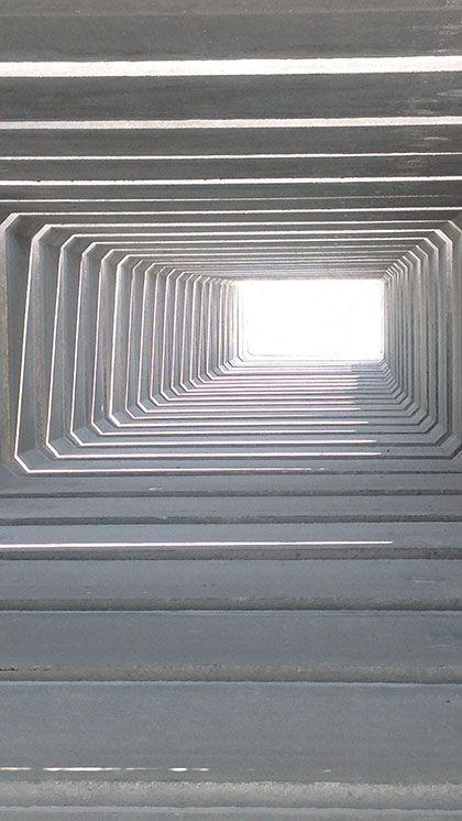 Settore strade, tubi preformati scatolari ILCEV