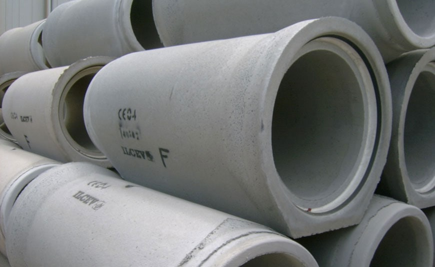 ILCEV Circular pipes with GLIPP joint