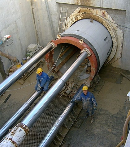 ILCEV settore microtunneling