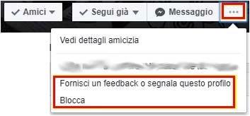 Come segnalare o bloccare un profilo falso su Facebook - IMPRIMIS
