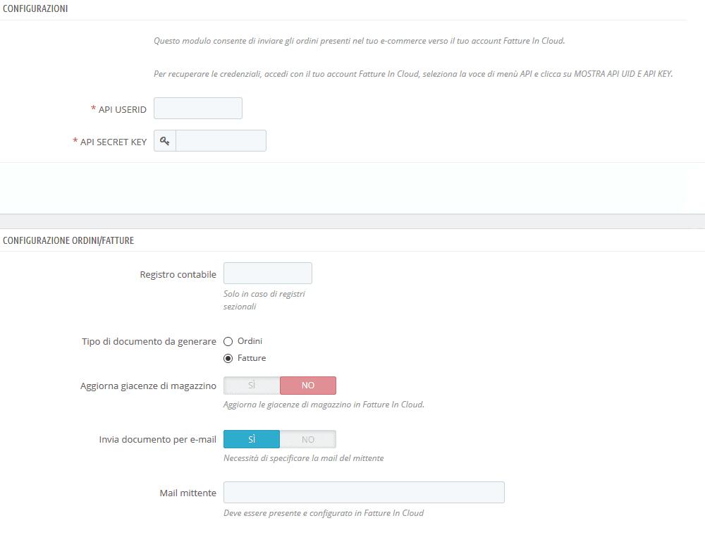 IndiGO: come configurarlo
