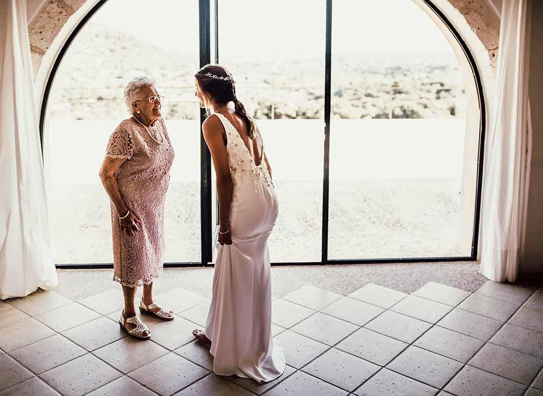 """ALT""fotógrafo en Mallorca abuela"