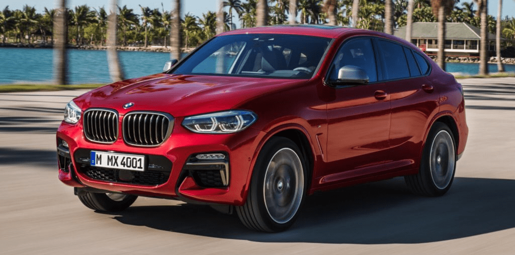 BMW X4 G02 F26 sicherste Alarmanlage 1