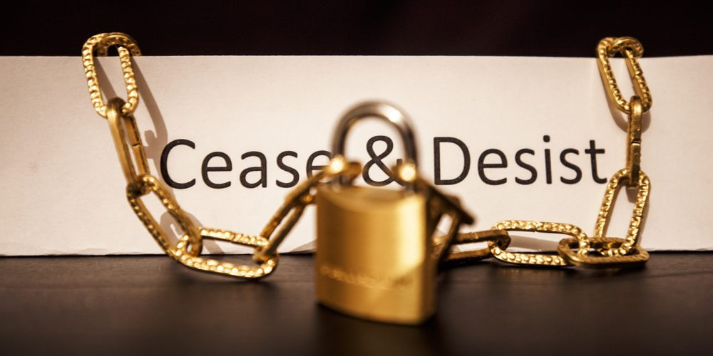 cease and desist letter attorney Orlando FL