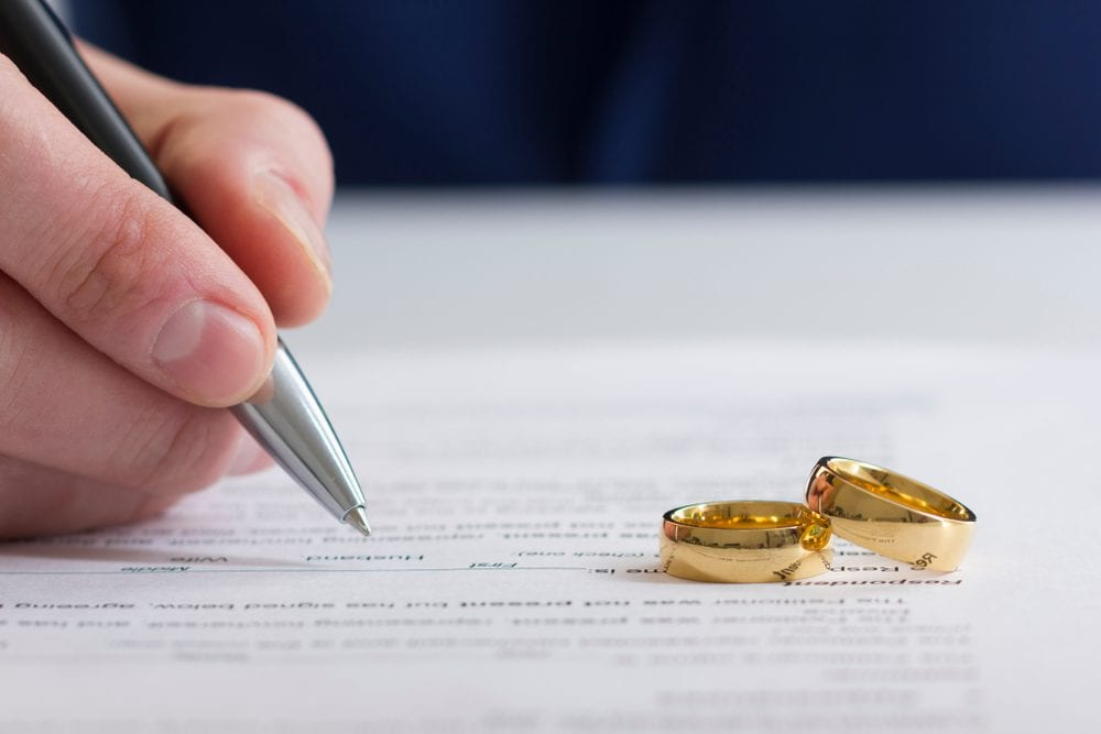 marital settlement agreement Florida 1