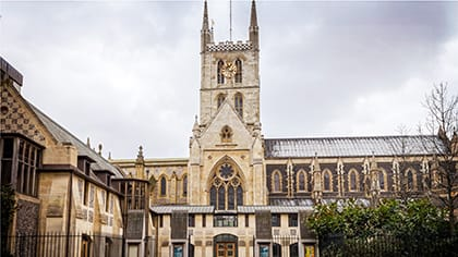 Southwark Cathedral Millenium Project