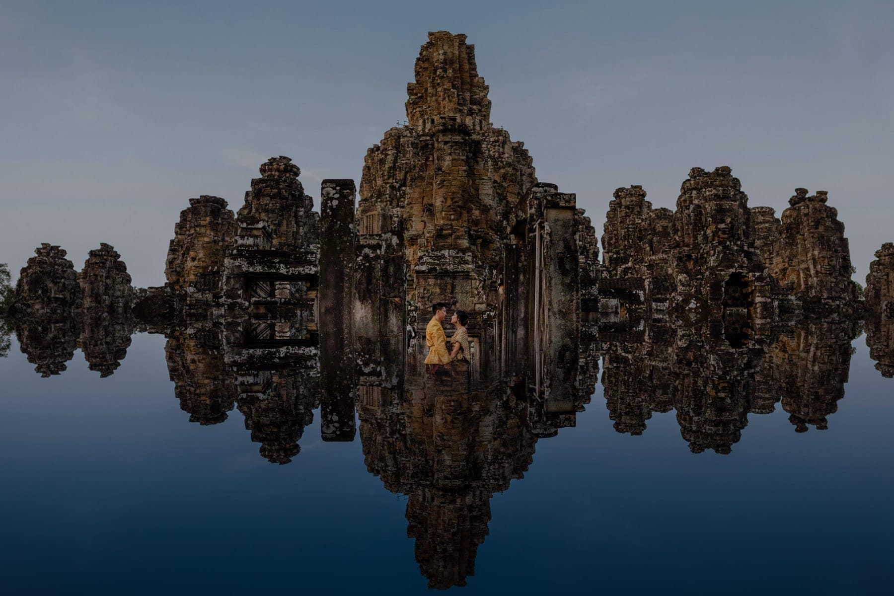Siem Reap wedding photography