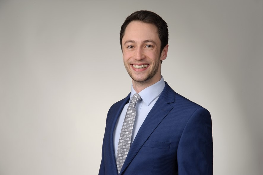 Rechtsanwalt Jonas Pfahler
