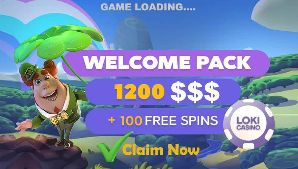 Loki Casino Pokies Bonus Offer