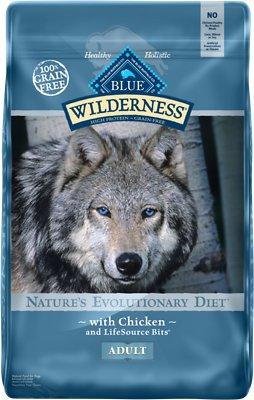 Wilderness Blue Buffalo High Protein
