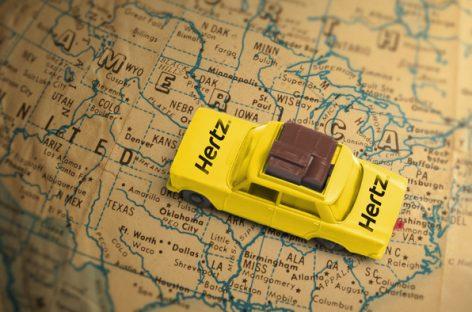 Hertz-Blackbane, arriva il noleggio con conducente