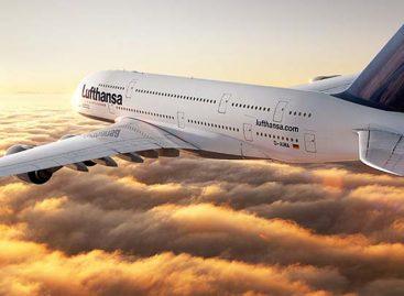 Lufthansa prima in Europa per passeggeri trasporati