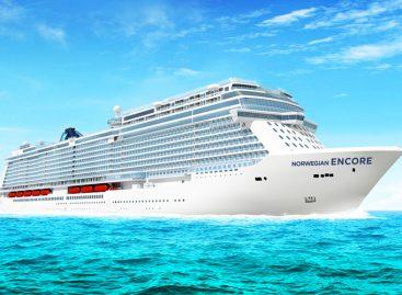 Nuova era Ncl: il debutto di Encore e sei navi Fincantieri