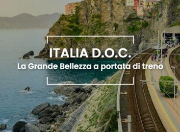 È l'ora dei tour in treno: prossima fermata Italia D.O.C.