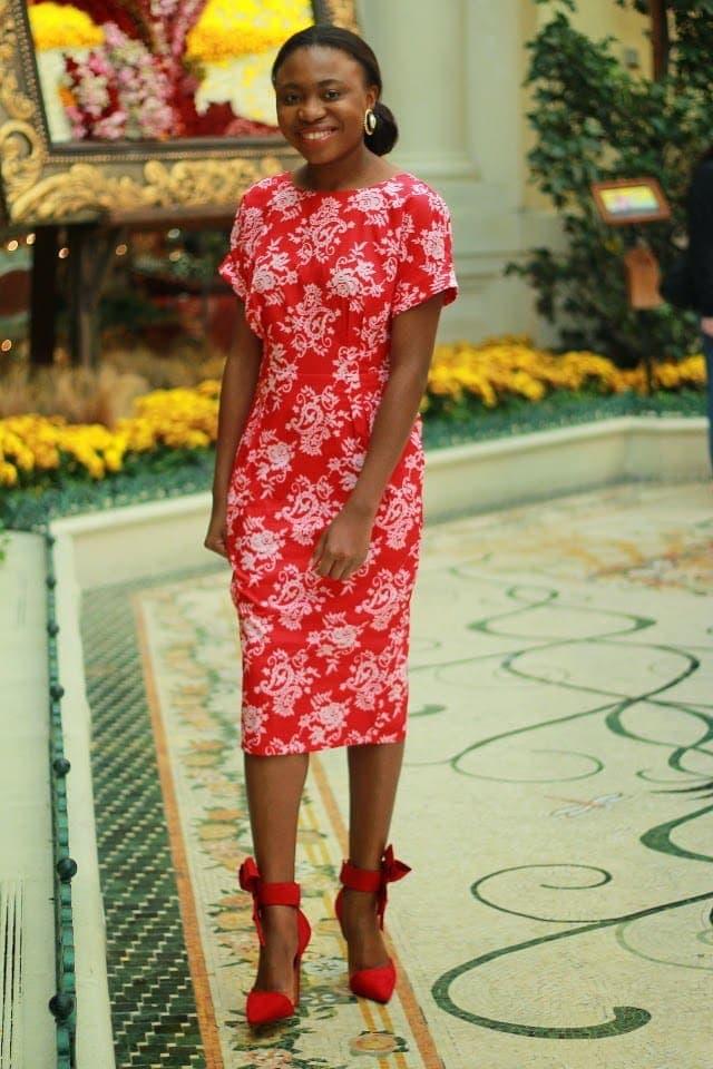 Nigerian Fashion Blogger