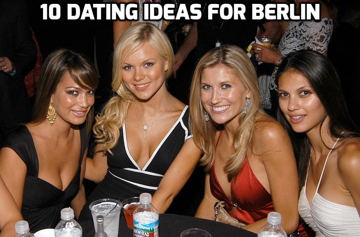 10 Dating ideas for Berlin