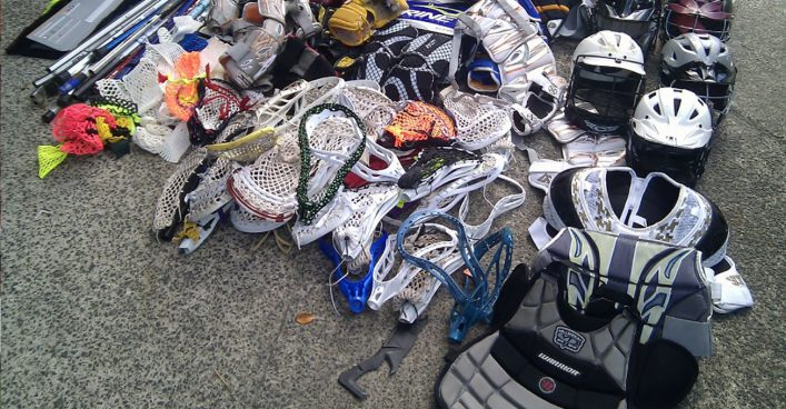 Lacrosse Goalie Gear Guide