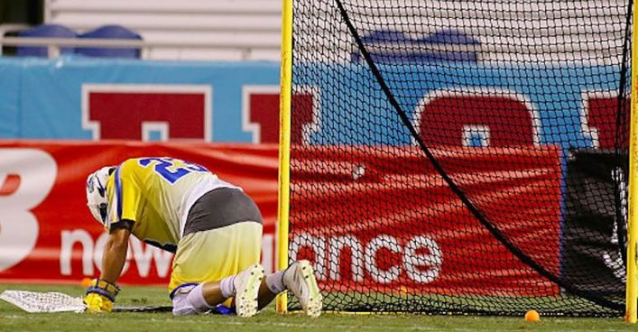 Bad Goalie Habits