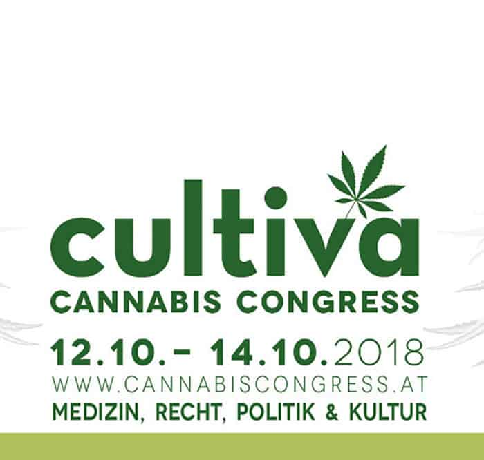 Cultiva Cannabis Congress 2018. Tickets gewinnen!