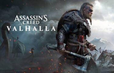 É oficial! Assassins Creed Valhalla chega no dia 17 de Novembro!