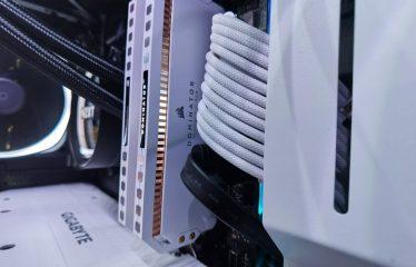 Corsair Dominator Platinum White RGB: Uma gama ainda mais exclusiva