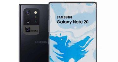 Galaxy Note 20: vídeo do hands-on já está na Internet