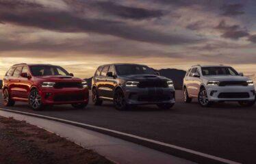 Dodge Durango SRT Hellcat 2021 é o SUV mais potente de sempre