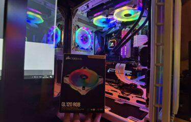 (Análise) Corsair QL120 RGB: Ventoinhas de qualidade (mas caras…)