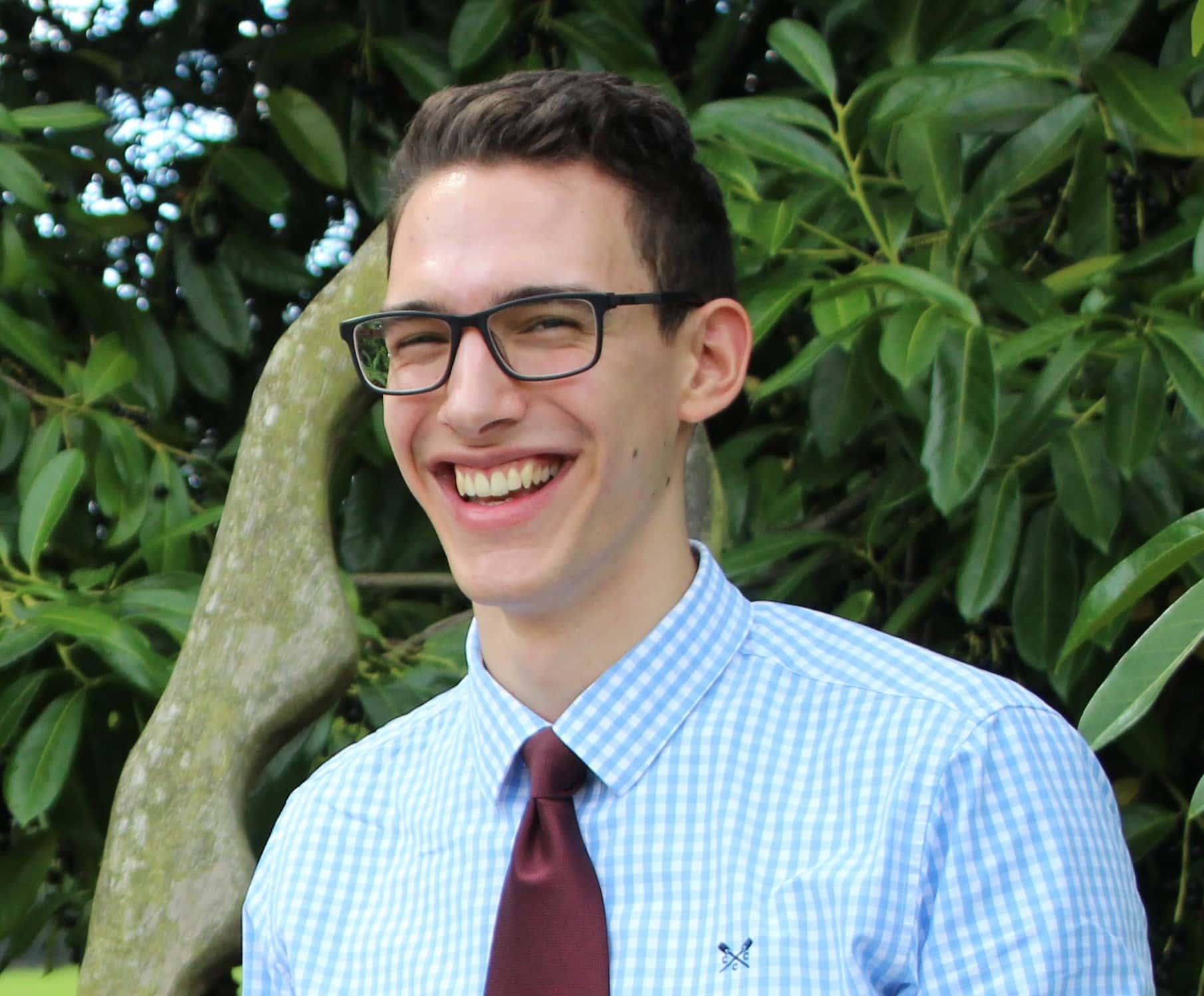 Peter Polz student headshot