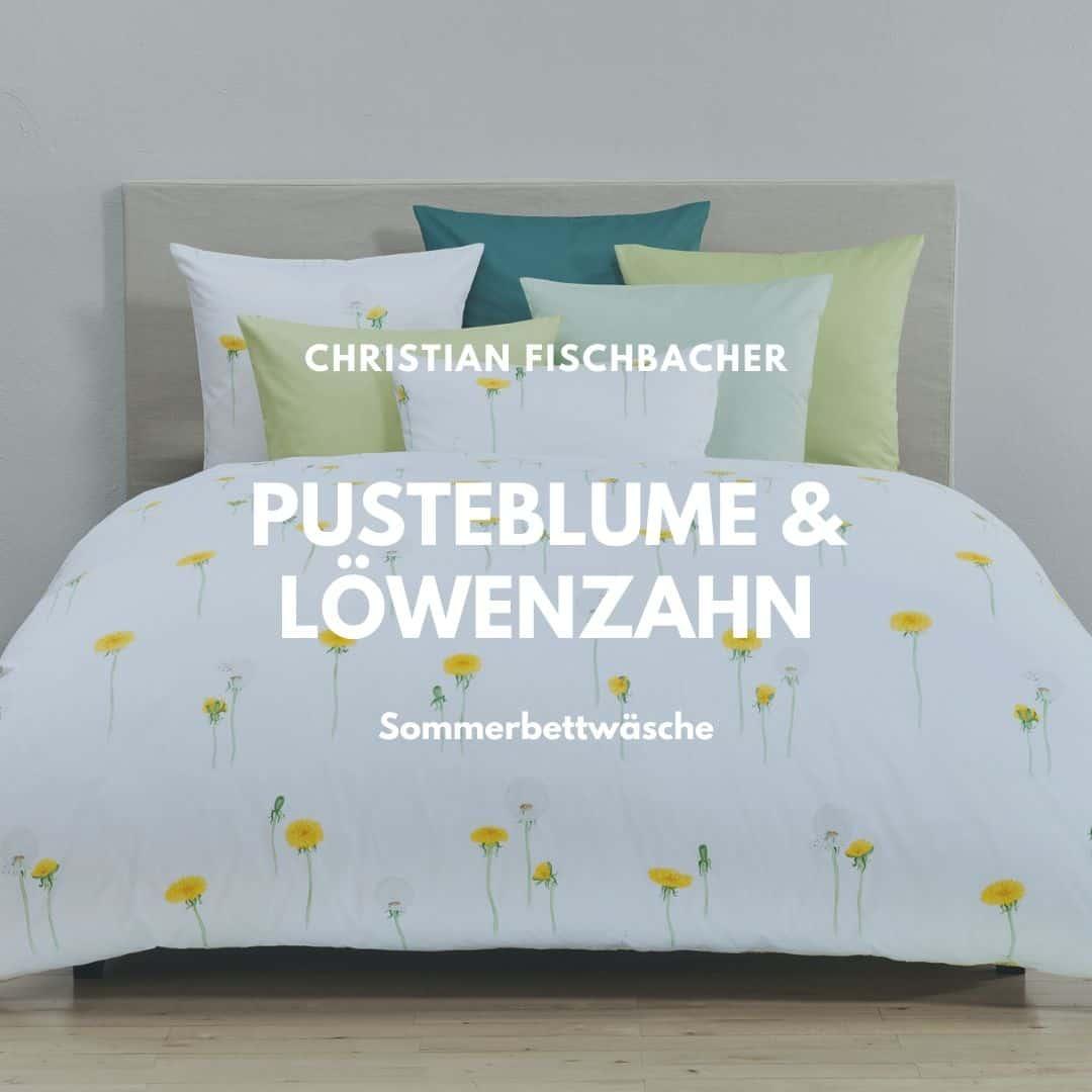 Pusteblume Bettwäsche von Fischbacher