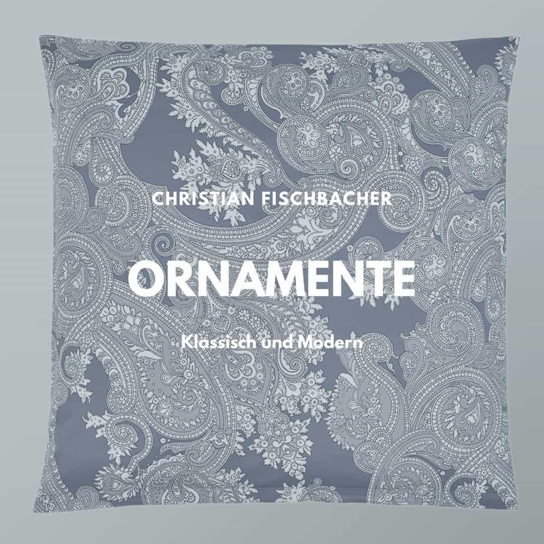 Ornamentbettwäsche von Fischbacher