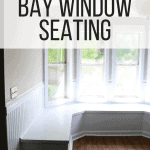 Super Diy Bay Window Bench Aka The Banquette Is Finished Pdpeps Interior Chair Design Pdpepsorg