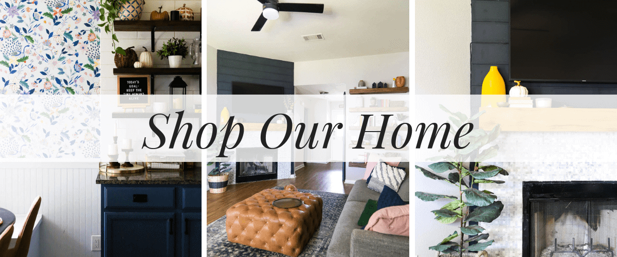 Shop our home collage