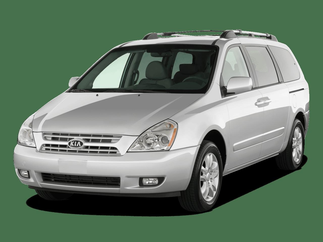 Kia Grand Carnival - 8 seater Premium Passengers Mover