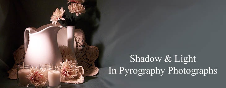 Color, Shadow and Light in Pyrography 2