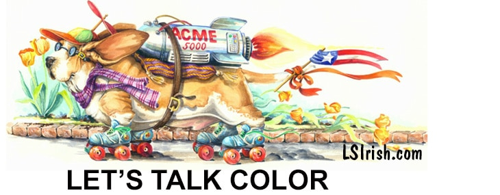 Let's Talk Color
