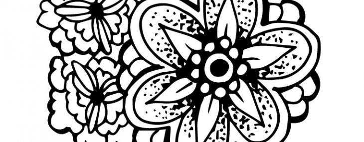 Doodle Day #5 – Wooden Spoon Burning Patterns