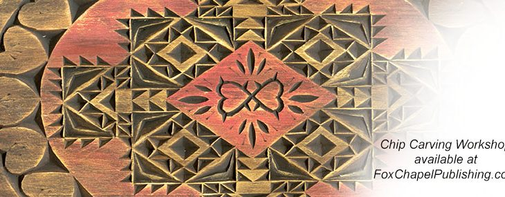 Free Chip Carving Wood Carving Pattern