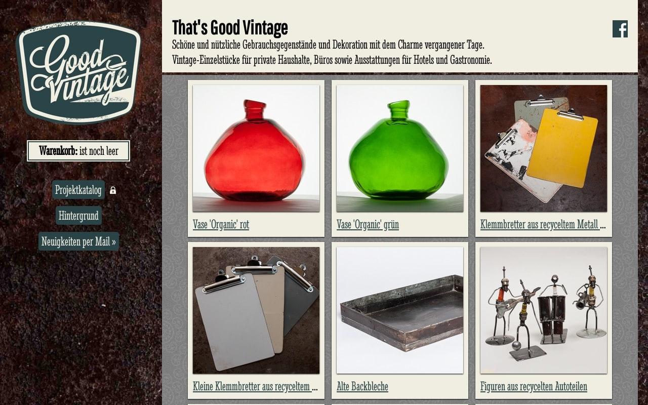Vintage und traditionelle Gebrauchsgegenstände und Dekoration