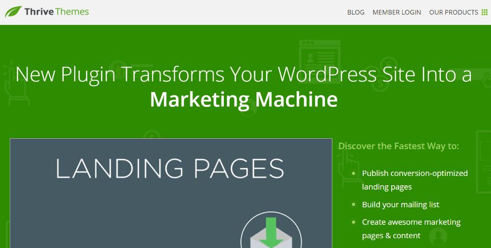 5 Best WordPress Landing Page Plugins Compared In Detail 4