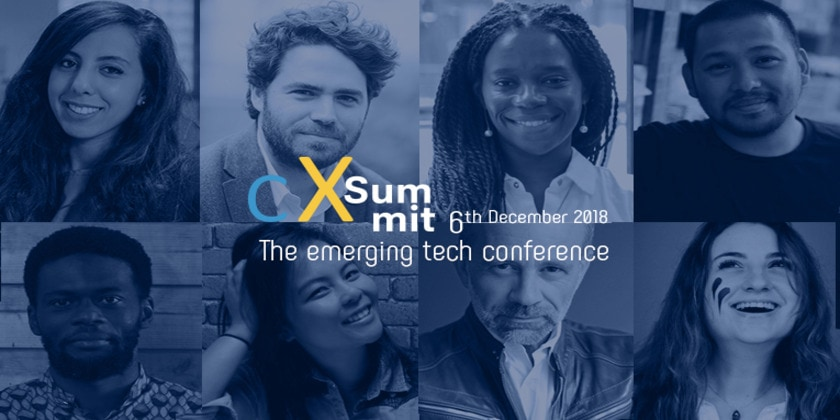 ConnectX Summit, the world's leading event for diversity, innovation and those who make up tomorrow's world