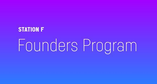 Founders Program - STATION F