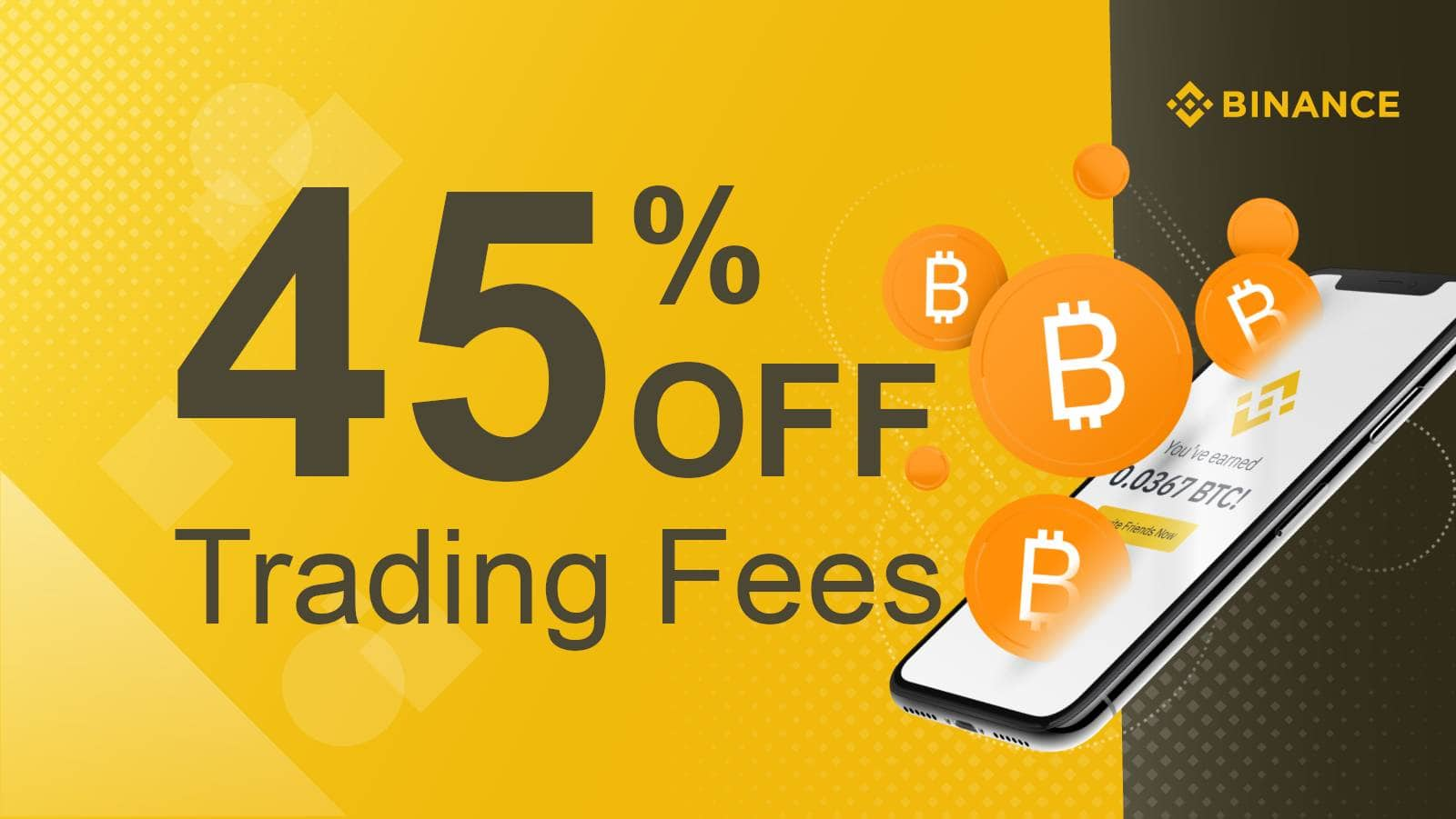How to Get 45% Discount on Binance. Step-by-step guide to get 20% off using referral code (ZJDRJFAA) and another 25% by paying with BNB.