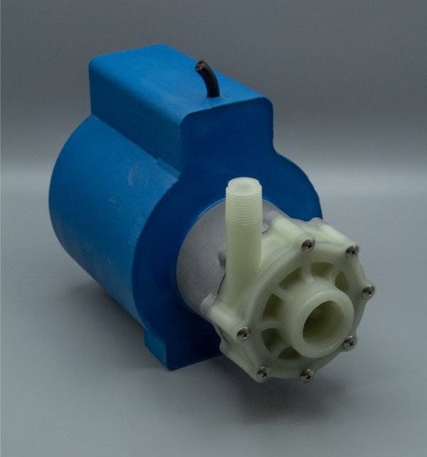 March Pump's 5C-MD centrifugal sealless magnetic drive submersible pumps ideal for marine applications.