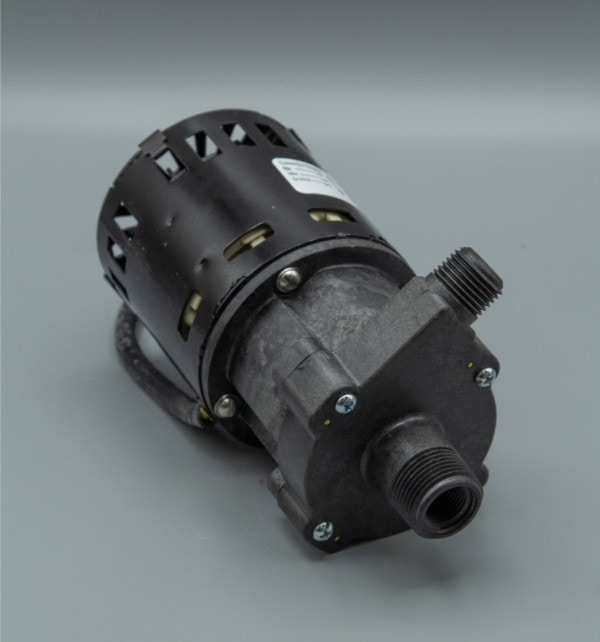 March Pump's 809-PL-C centrifugal sealless magnetic drive pumps ideal for oem applications.