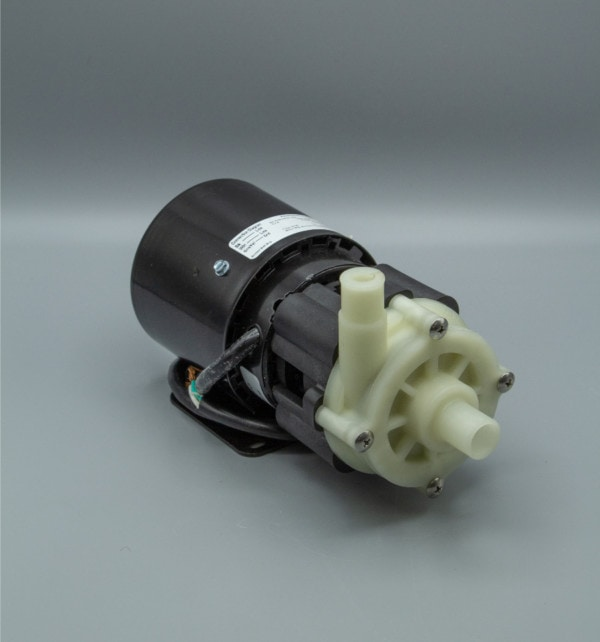 March Pump's AC-3AP-MD centrifugal sealless magnetic drive pumps ideal for industrial applications.
